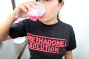 Methadone Solution